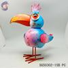 wholesale metal garden art birds for metal yard art ornament