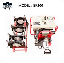 BF200 HDPE Hydraulic butt fusion welding machine /PE pipe welding machine /Poly welders