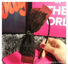 FGM-073 Yiwu Caddy Korean retro lace hair ornaments thin plastic headband