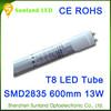 New small size AC85-265V SMD2835 CE ROHS white led japanese tube8