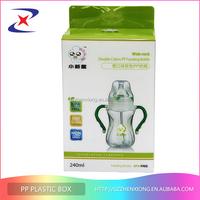 Plastic Packaging Box & PVC Clear Plastic Box Guangzhou zhenxiong special made