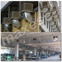 Industrial Cabinet 18000M3/H Inverter Evaporative Air Water Conditioner