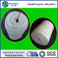 High temperature furnace curtain material ceramic fiber cloth