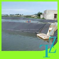 100% virgin HDPE with UV treated shrimp pond liner/waterproofing membrane for bathroom floors