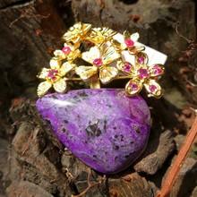 Women accessories China wholesale natural sugilite druzy gemstone pendnat necklace silver pendant