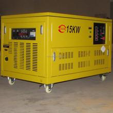 15KW Key Start Auto engine ATS Generator