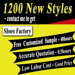 Factory in China germany sport shoes for men