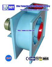 industrial high pressure centrifugal fan