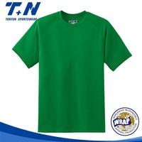100% customized wholesale pima cotton blank t-shirt