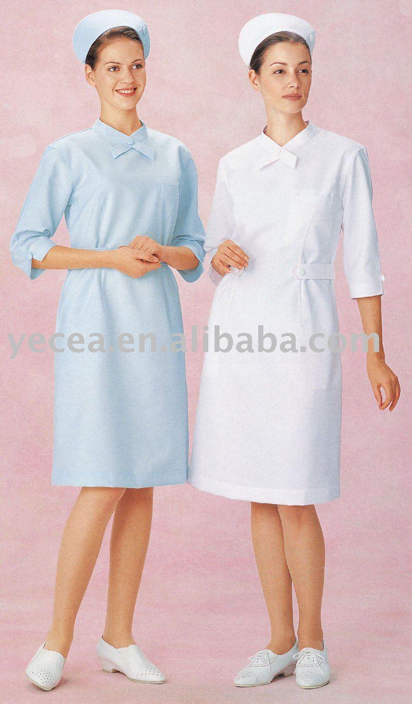 Uniforme de la enfermera