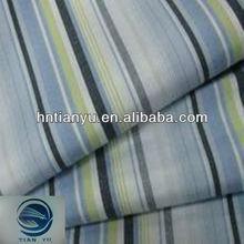 diseño de moda de la tela de mezclilla para hombres camisas de tela