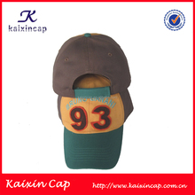 Embroidered logo small order accept custombaseball cap and hat