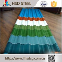 New Building sand coated metal roofing tiles