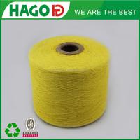 Ne10s regenerated cotton yarn 30% polyester 70% cotton dyed yarn yarn importers in Sri Lanka
