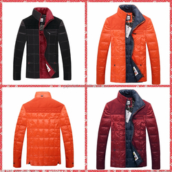 Red man goose down jacket winter jacket for motorcycle 15066