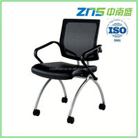 training folding bag chair with castor