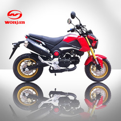 2016 Chongqing Motorcycle Chinese Motorcycle Sale Monkey,WJ125