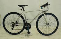 700c*25c alloy frame road bike with 21 speed v brake