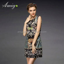 2015 factory direct wholesale clothing korea summer dress 2014 express delivery