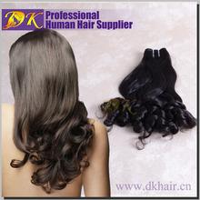 Unprocessed Virgin Hair Healthy Young Donor Human Malaysian Organic Hair Color