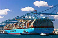 Freight forwarder from Shenzhen to Algiers