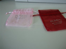 organza bags with drawstring