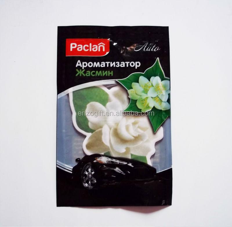 Promotional Hanging Paper Air Fresheners, Custom Paper Car Air Freshener