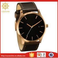 Latest Model! Japan Quart Movement Wrist Watch