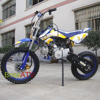 Fashion Manual Transmission Off road 110cc Dirt Bike 125cc Motorcycle