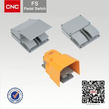 VFS-201 competitive price china supplier pedal pushbutton foot switch for floor lamps
