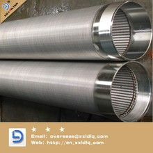 Stainless steel 304 johnson Slotted Well Screen
