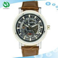Alibaba hot calendar business automatic mechanical watches