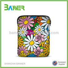 New design trendy ladies neoprene zipper fancy laptop bags