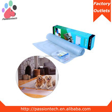Shezhen Alibaba Express Indoor Safo Dog and Cat Training Mat 20*48 Inch