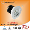cob led 12w downlight dimmable with driver
