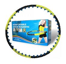 Hula hoop, weighted fittness hula hoop, beauty equipment Exercise Magnetic Massage Hula Hoop Detachable Hula Hoop