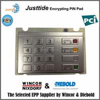 Justtide ATM PIN Pad, ATM Pinpad, ATM Keypad