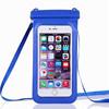 Best-Selling clear pvc waterproof mobile phone bag, Waterproof Cell Phone Bag for Iphone 6