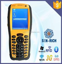 Sen-rich data collector PDA with scanner, bluetooth,3g