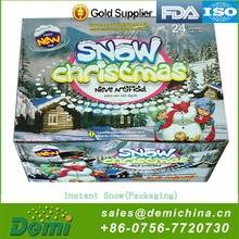 Cheap outdoor artificial snow christmas decoration outside cheap