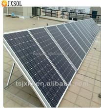 mono solar panels 300 watts with 72 pcs high efficiency solar cells