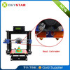 i3 pro C 3D printing dual extruder made in china