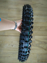 Qingdao top quality rubber motorcycle tyre 80/100-21