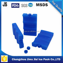 600ml capacity single wave ice box with powder in adding water by yourself for milk