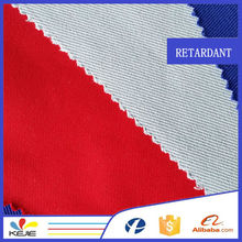 Cotton Fire Retardant Fabric For 100 cotton flame retardant fabric red and white,blue