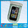 100% waterproof floating bag for phone with armband