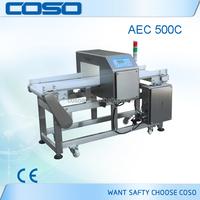 food grade belt conveyor metal detector for food industry