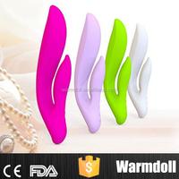 New Design Double Rabbit Vibrator Sex Vibrator Penis For Japanese Sex Girl