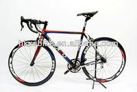 11 speed DRACO 700C high modulus road bike 6800 groups 3K matt carbon triathlon bike