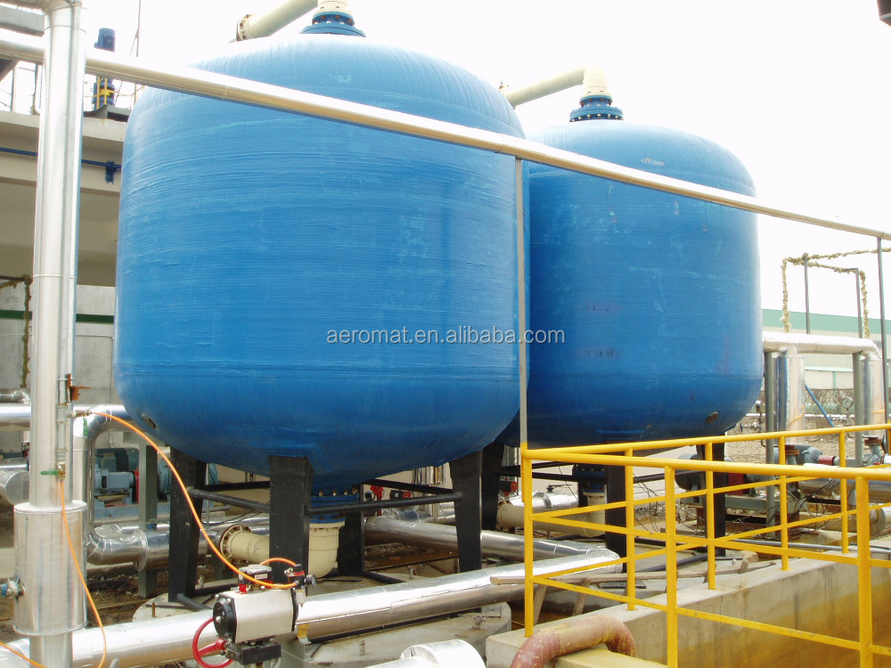 Ion Exchange Resin Tank Frp Ion Exchange Resin Water